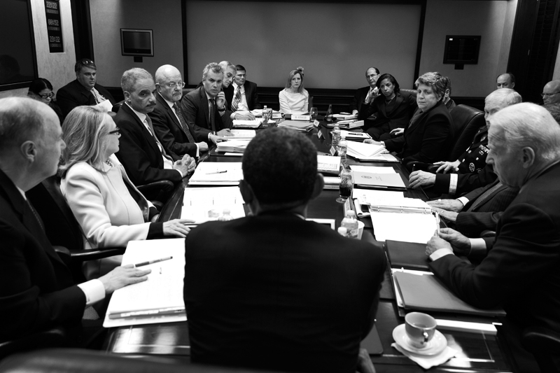 National Security Council meeting