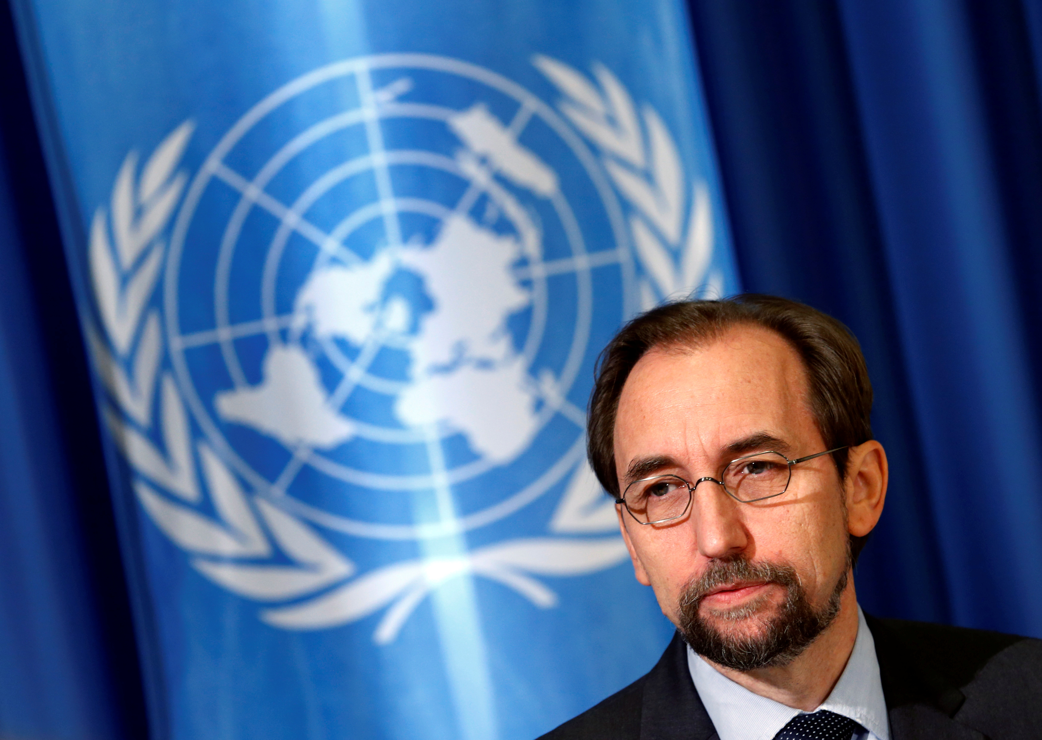 UN Commissioner on Human Rights