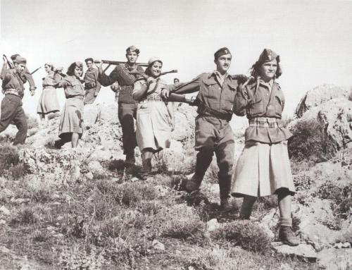 Greek Resistance during the Greek Civil War